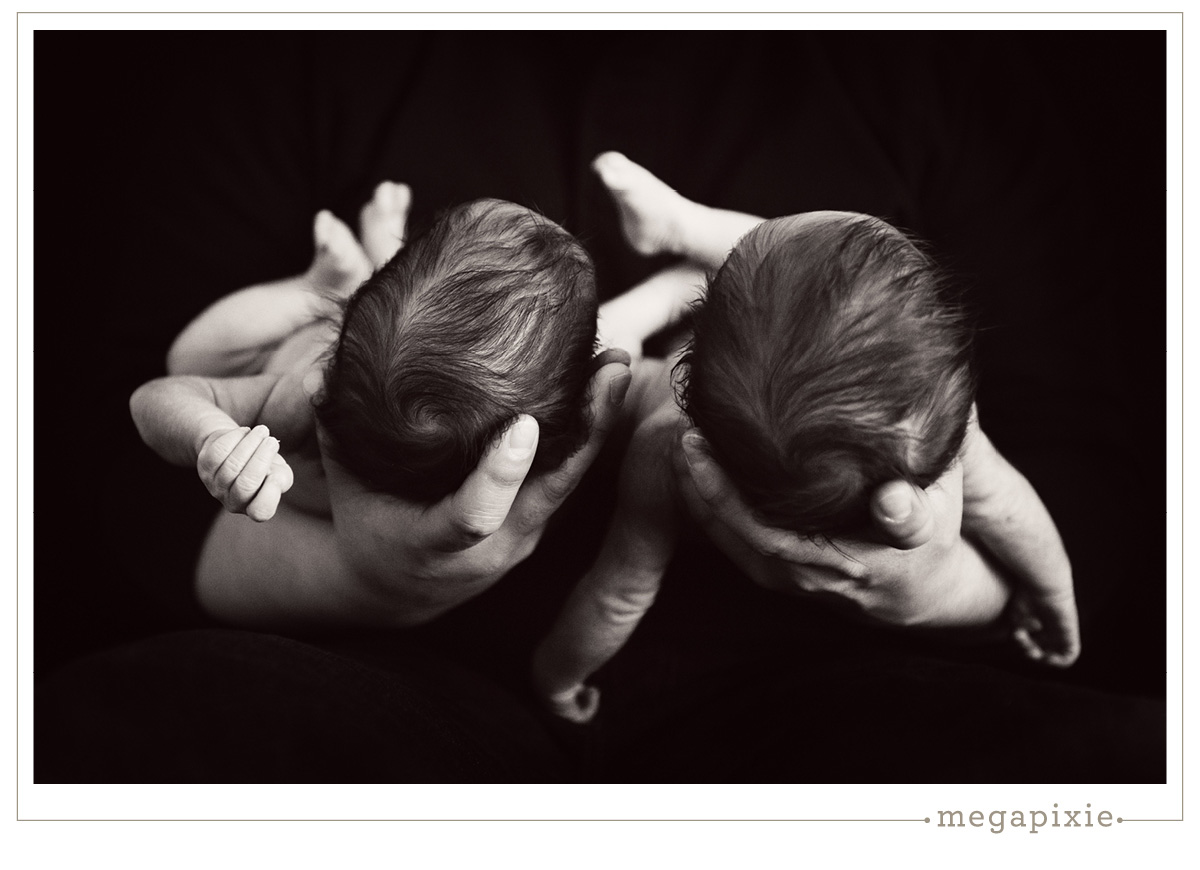 Chapel Hill Newborn Twins Multiples Photographers