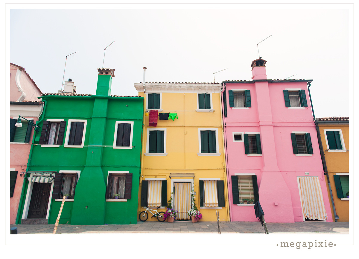 Things to See and do in Venice and Burano