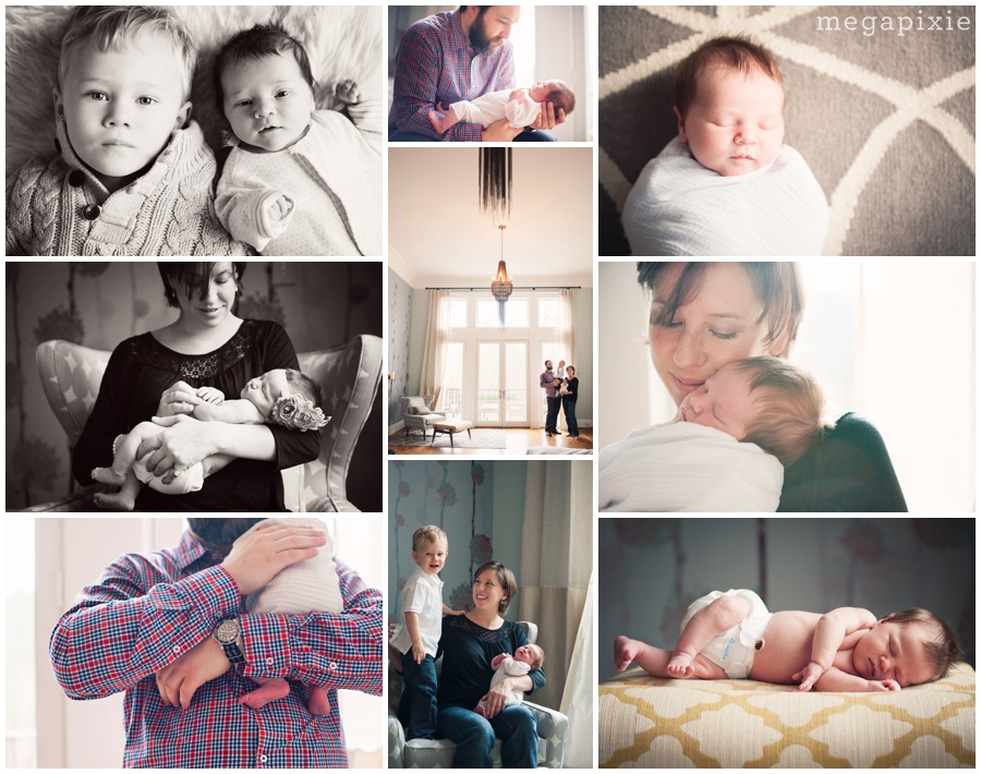 Chapel Hill Newborn Photographer