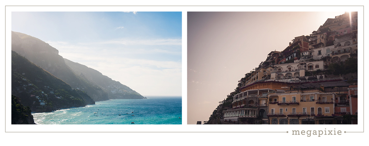 Positano Vacation Recommendations