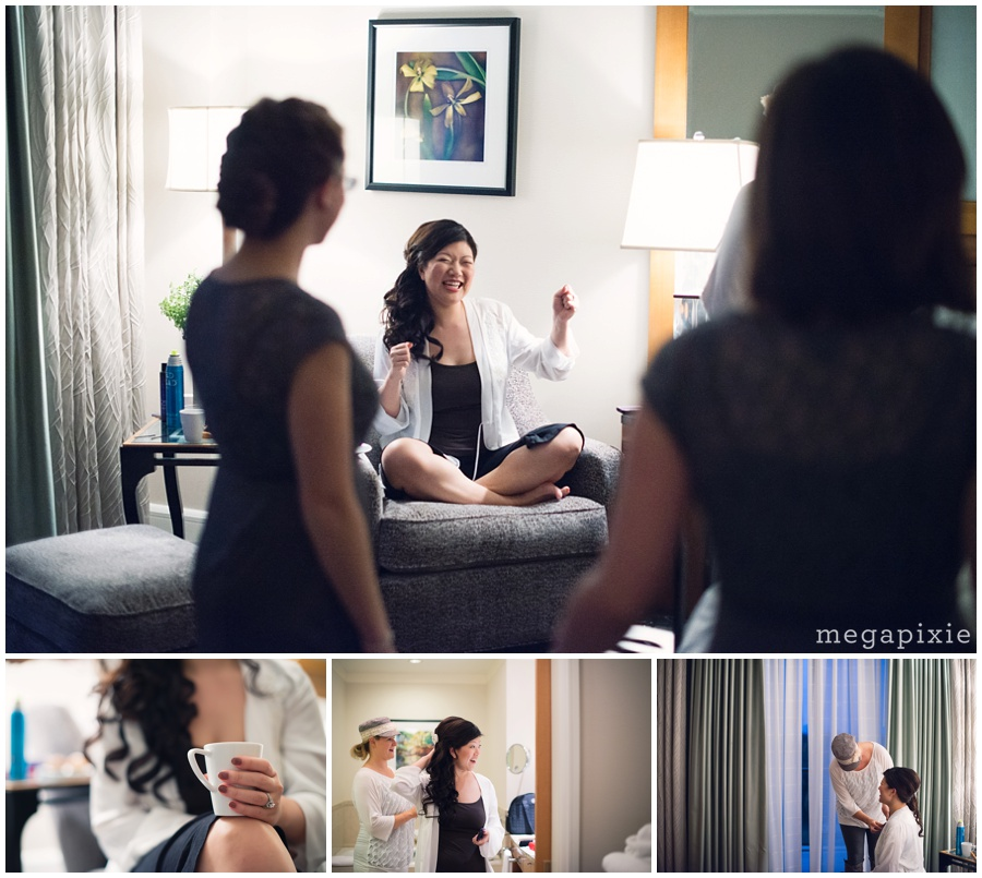 Umstead Hotel Bridal Hair and Makeup