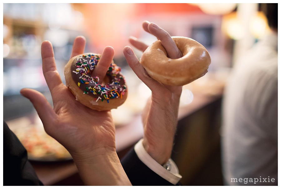 Raleigh-Wedding-Donuts-Photography