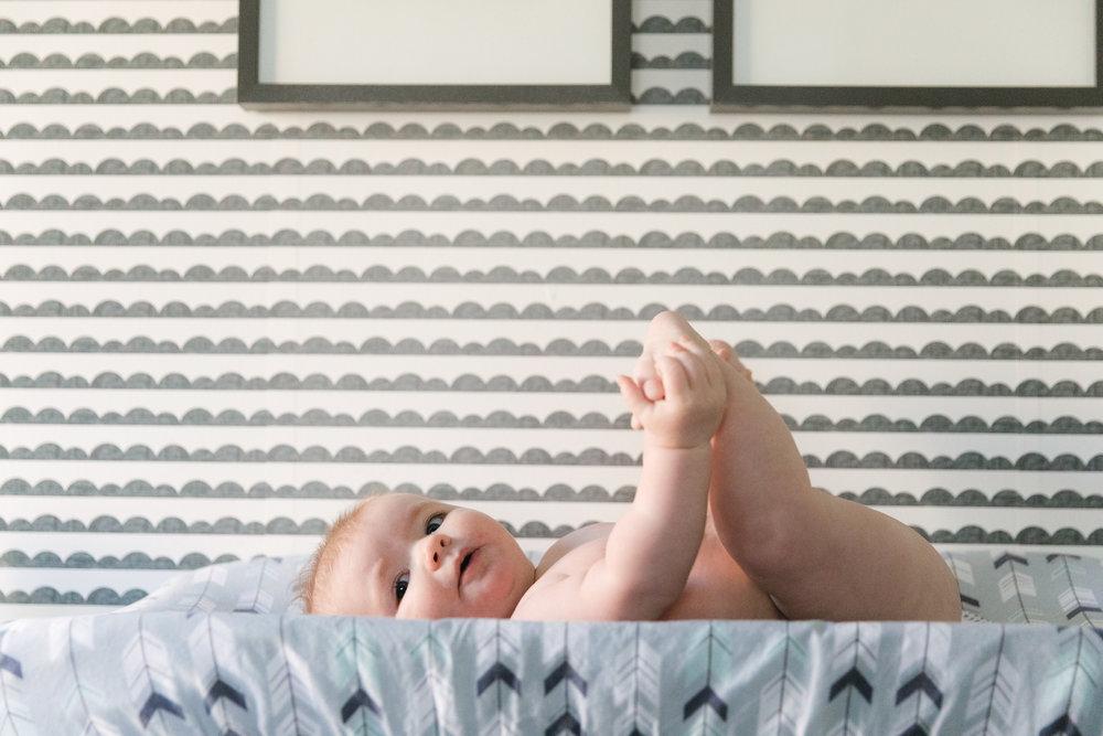 Raleigh Durham Chapel Hill Newborn Portrait Photographer