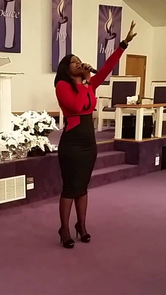 Shay Harris, Gospel Artist, and Songwriter, Motivational Speaker from Memphis, TN. Check her out at www.iamshayharris.com