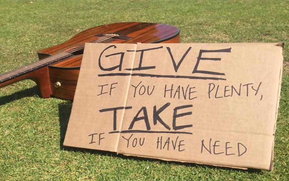 GiveOrTake