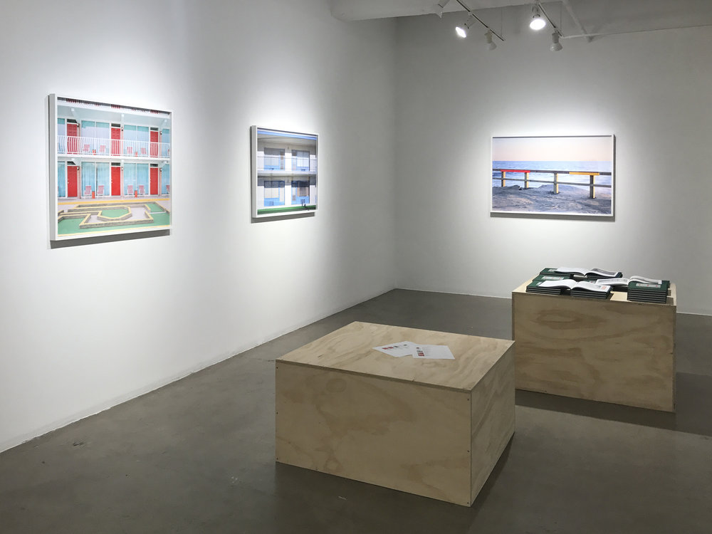 INSTALLATION VIEW, SEARS-PEYTON GALLERY