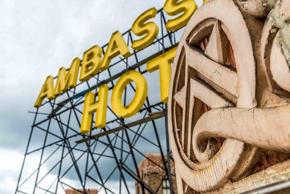 ambassador hotel  revitalized history. ambassadormilwaukee.com