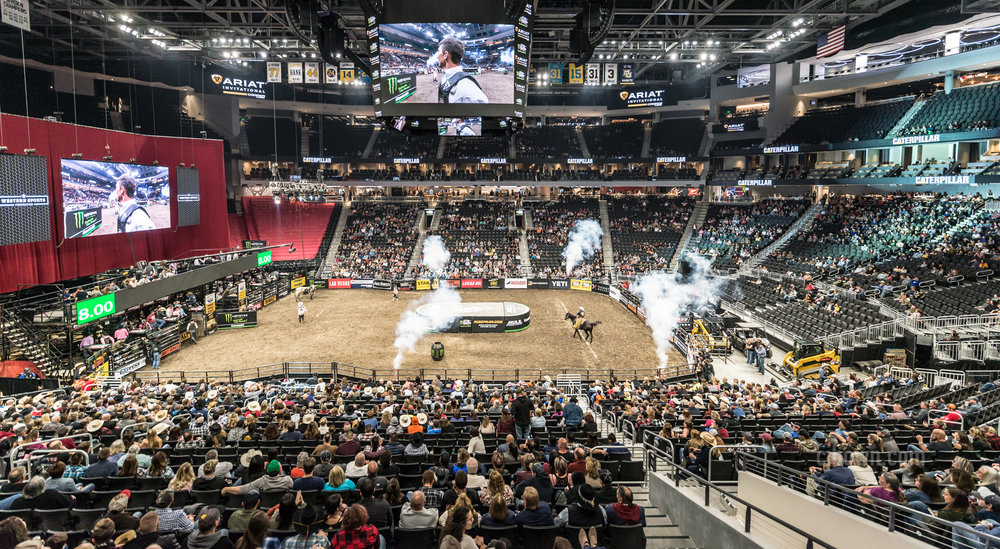 Milwaukee Bucks, PBR Bull Riding @ Fiserv Forum
