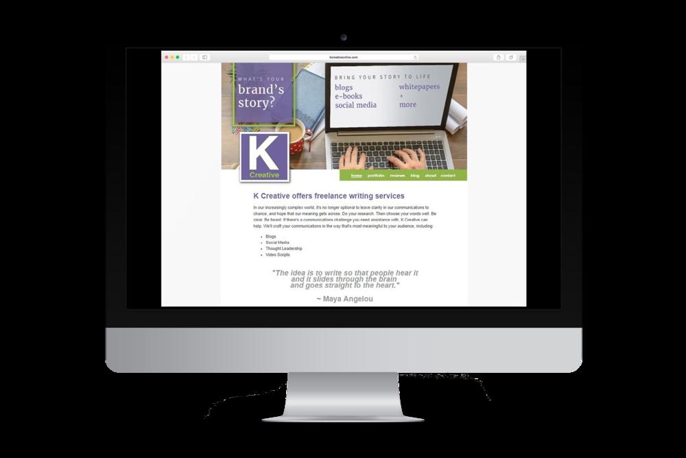 KCreative web design