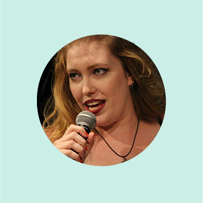 NT Comedian - Danielle Andrews