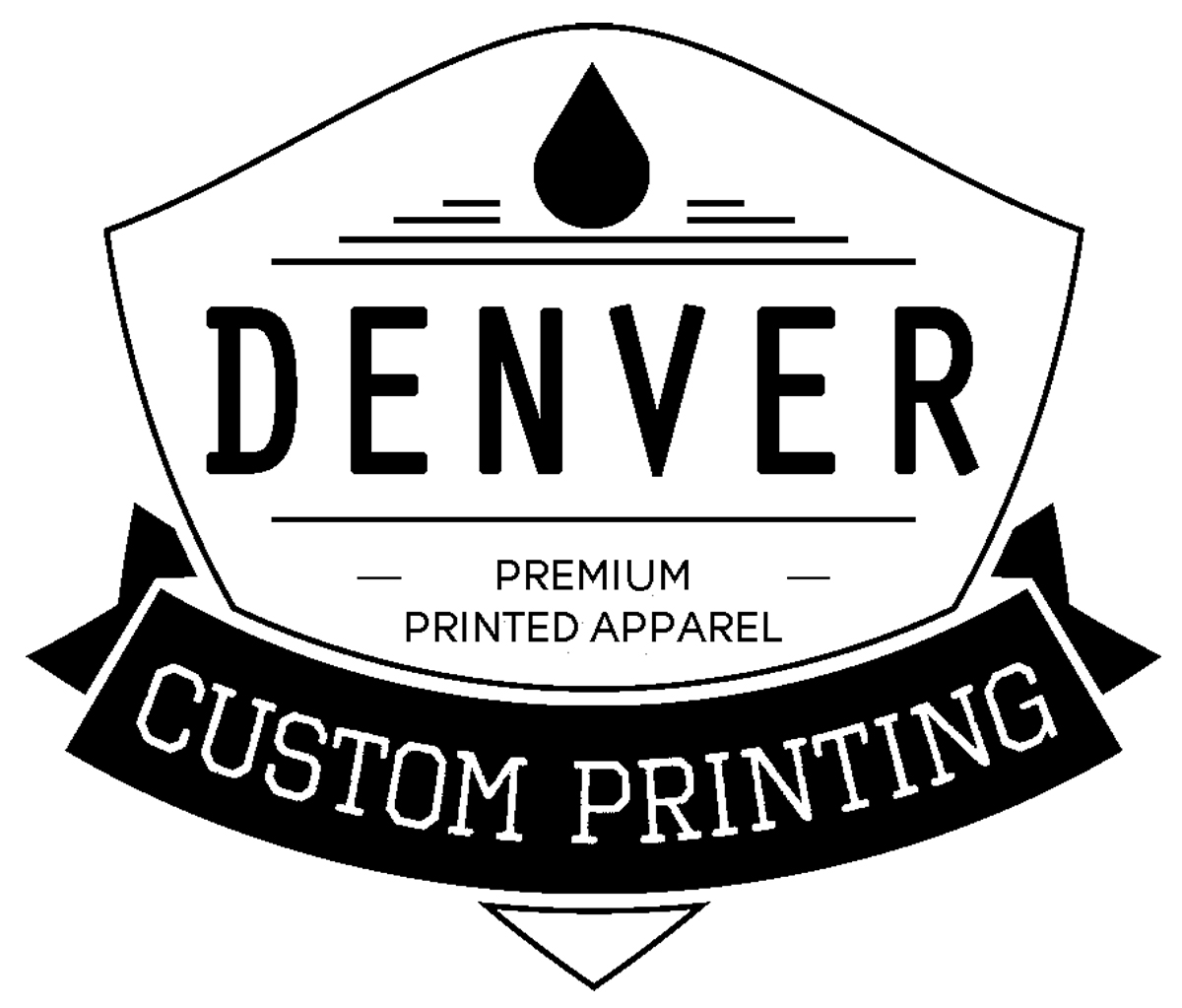 DENVER CUSTOM PRINTING, screen printing, direct to garment, custom printing, t-shirts, DTG, custom ink, t-shirt designer