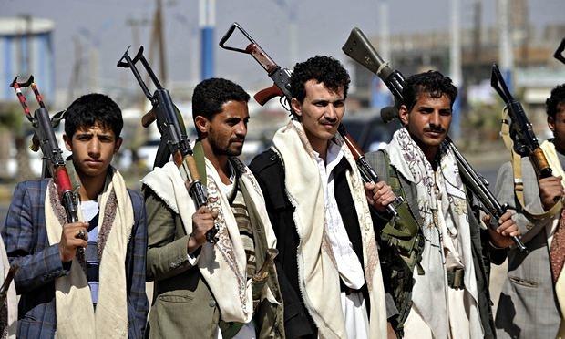 houthi rebels
