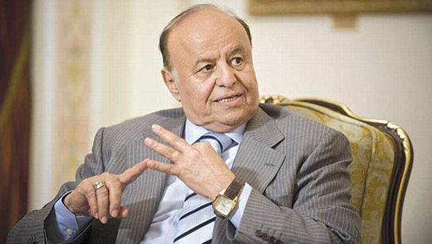 Abd Rabbuh Mansur Hadi, president of yemen