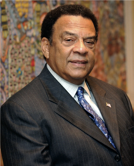 Honorable Andrew J. Young