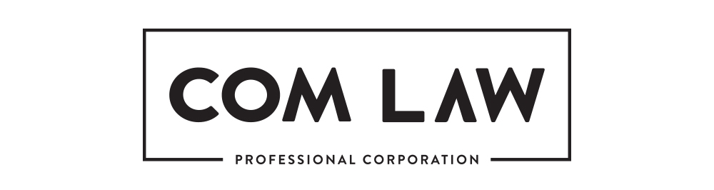 Com Law | Toronto Startup Lawyers | Toronto Technology Lawyers | Toronto Business Lawyers