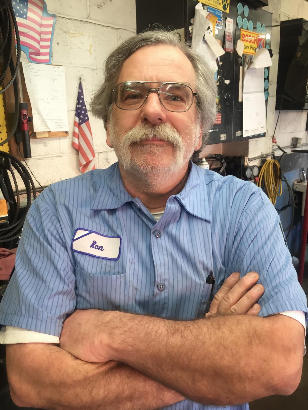 Ron Flynn, Technician