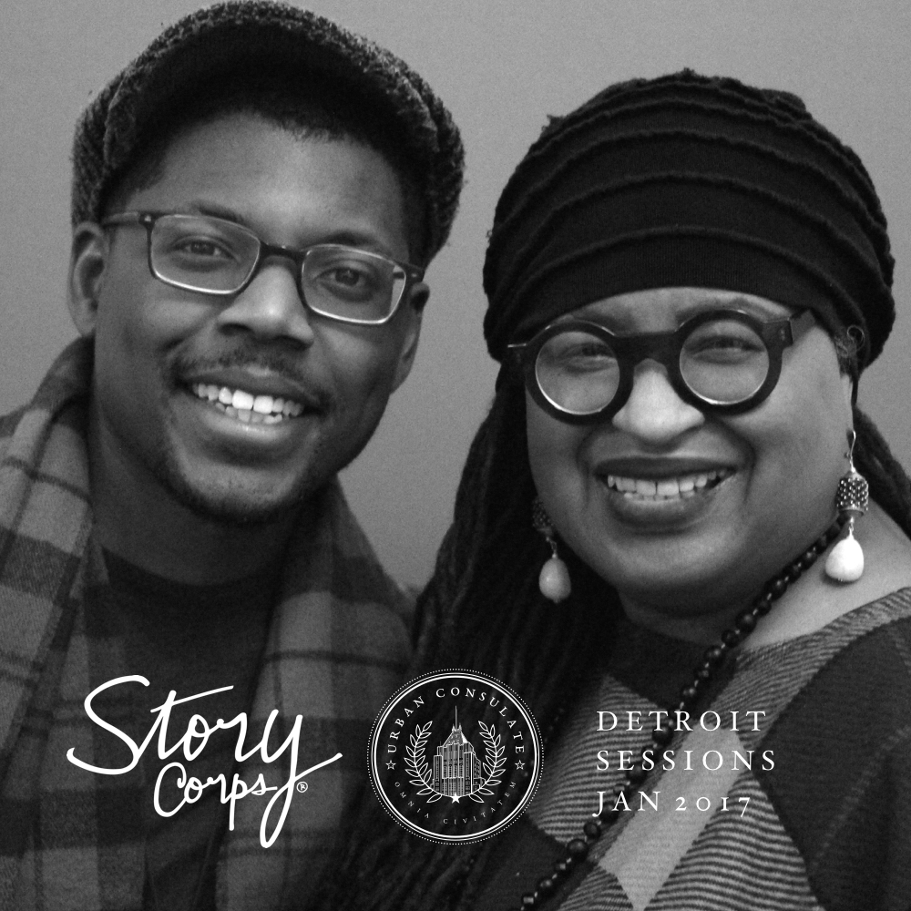 StoryCorps Interviews / Detroit