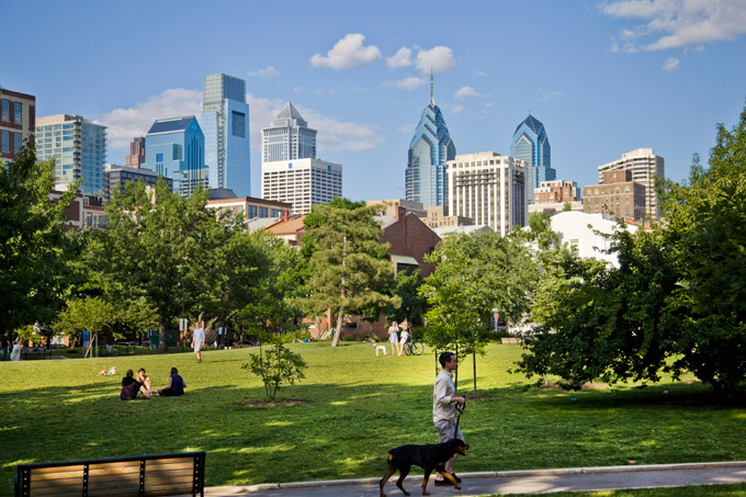 Visit Philly Parks & Gardens
