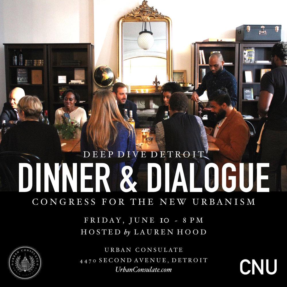 Dinner & Dialogues