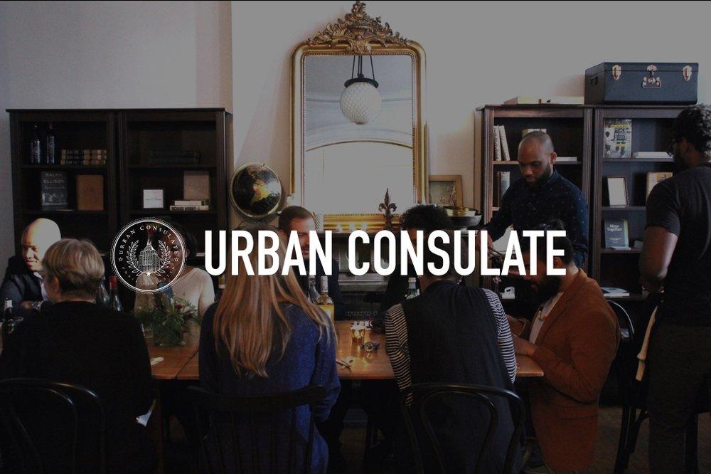 mixtape urban consulate