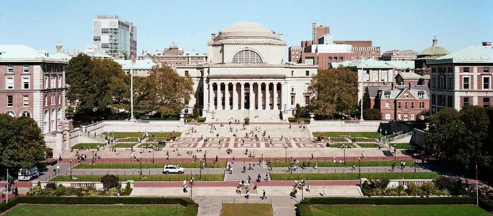 Columbia University (1996-7)