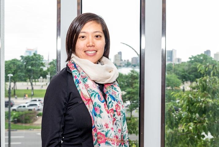 Andrea Chen, Propeller