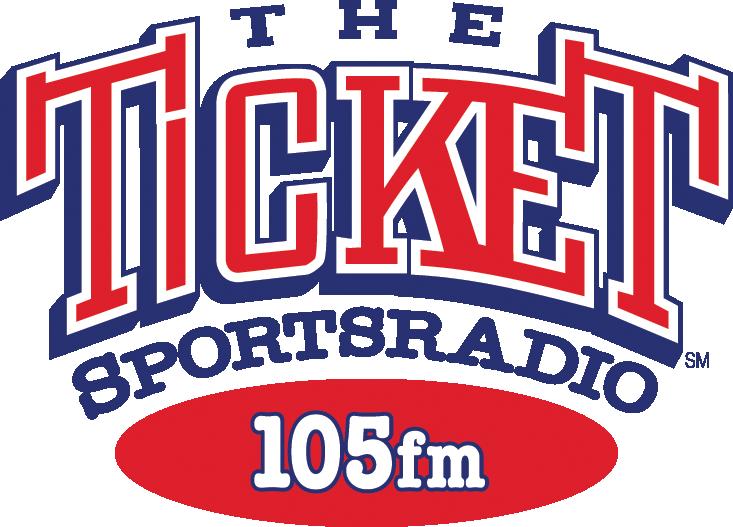 105fm The Ticket Sports Radio