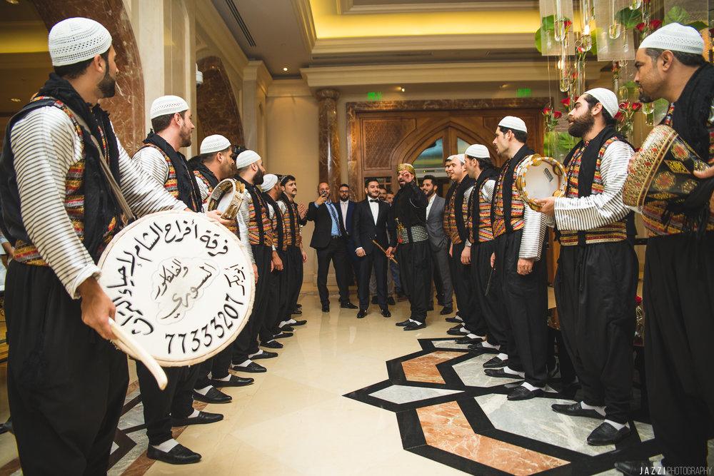 Karam & Line Wedding photography qatar 6