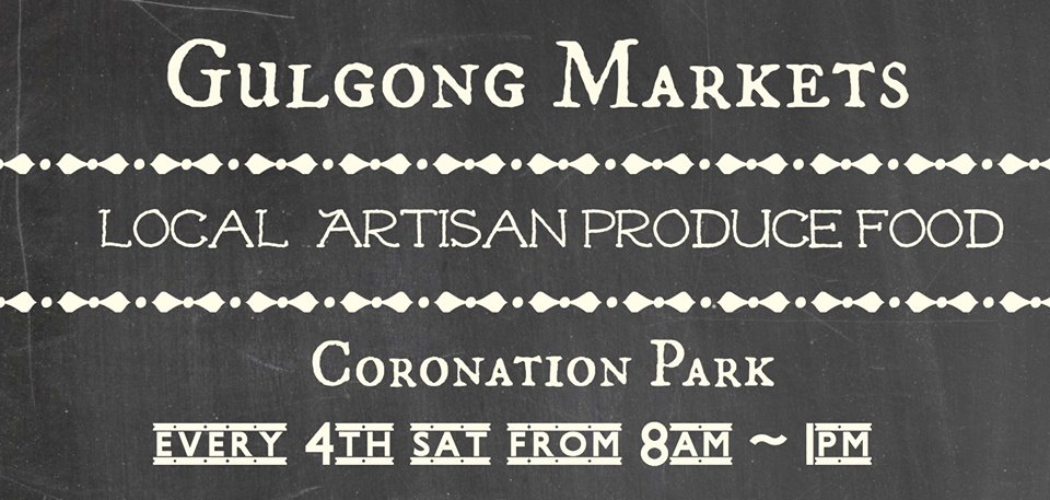 Gulgong Markets held on the 4th saturday of every month in coronation park, Gulgong from 8am to 1pm. A country town just isn't a country town without markets to explore.