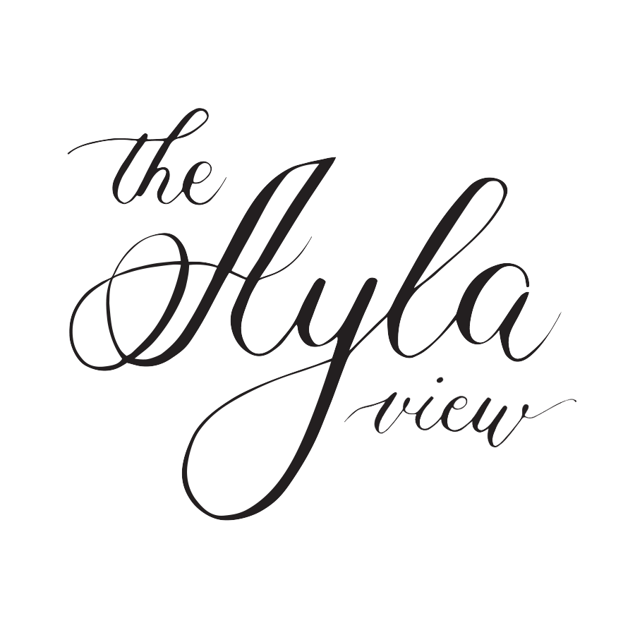 the AYLA view | Calligraphy & Design