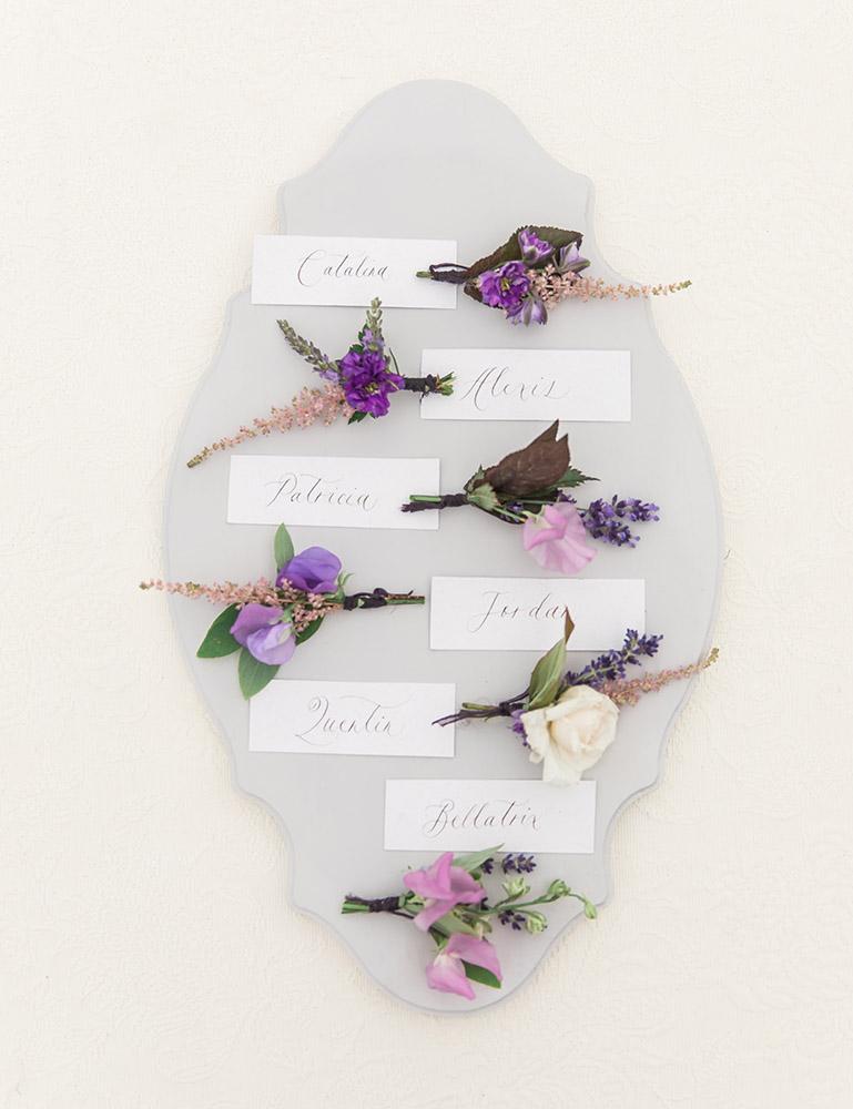 Place Cards | Anzhelika Gekkelman