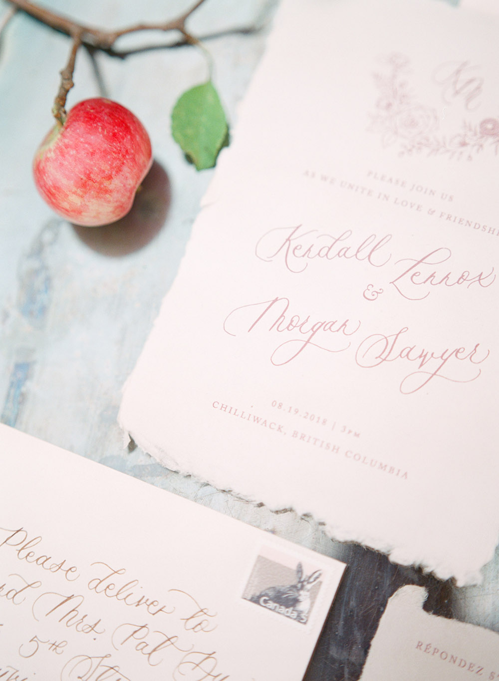 The AYLA View | Wedding Invitations
