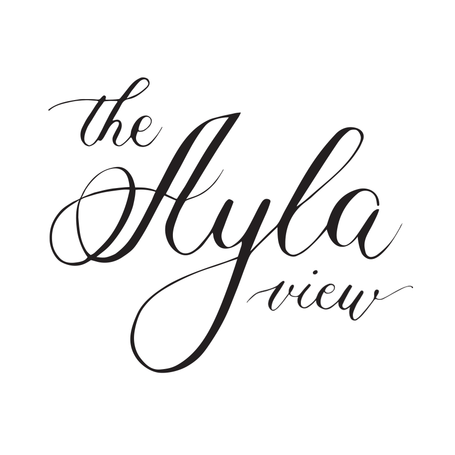 The AYLA View | Fine Art Calligraphy