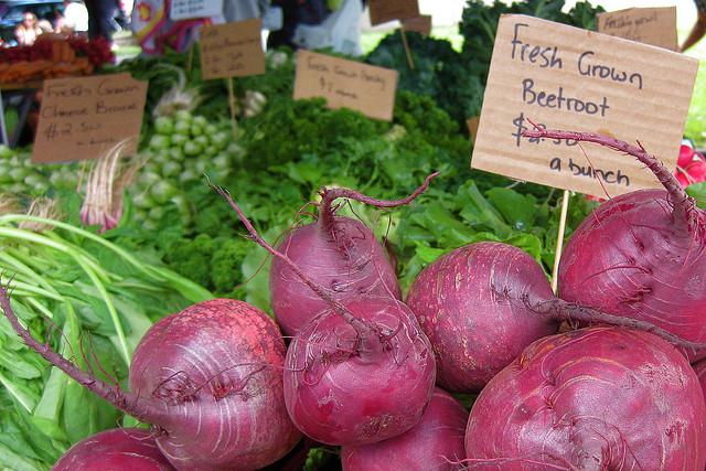 Salamanca Market Produce