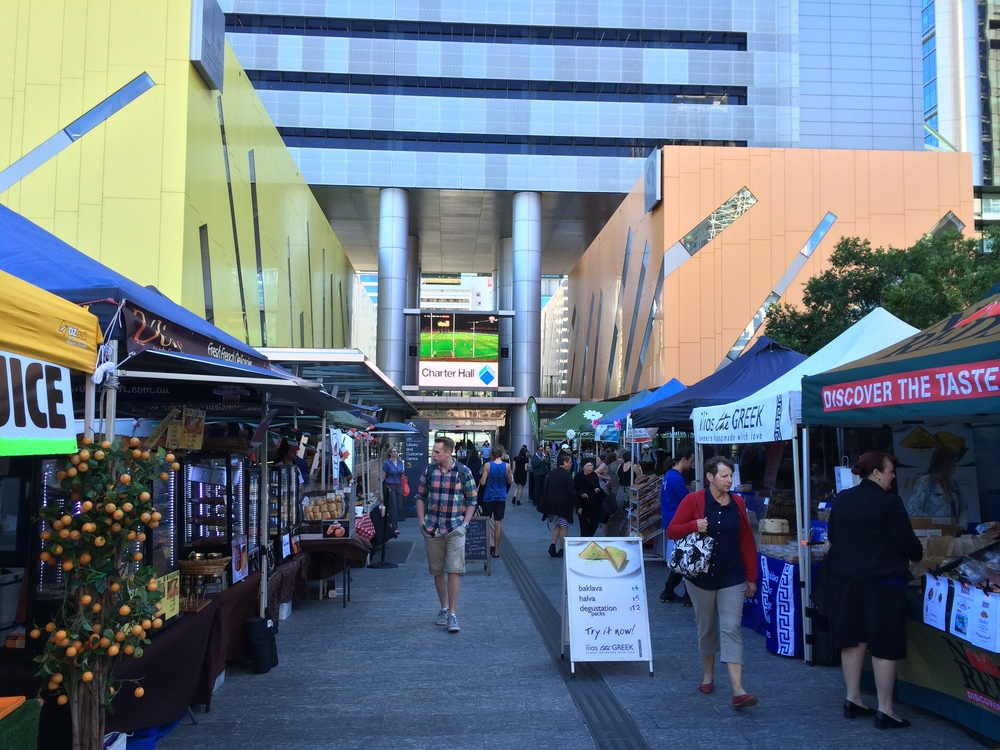 Brisbane Markets