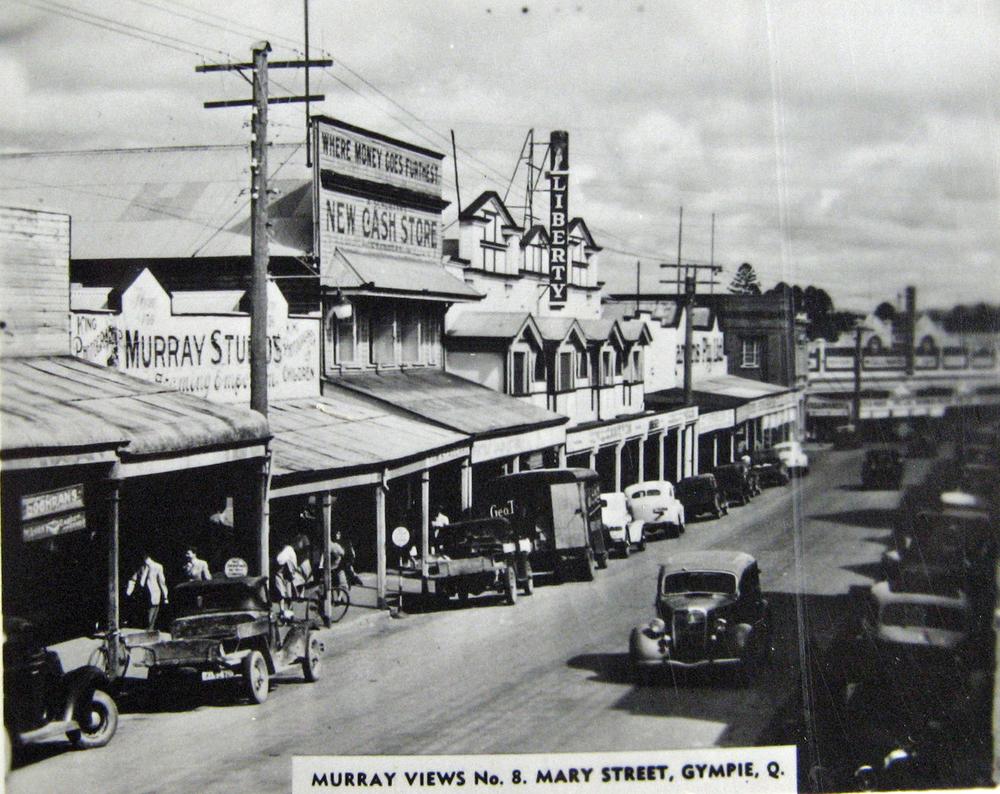 Gympie Circa 1940