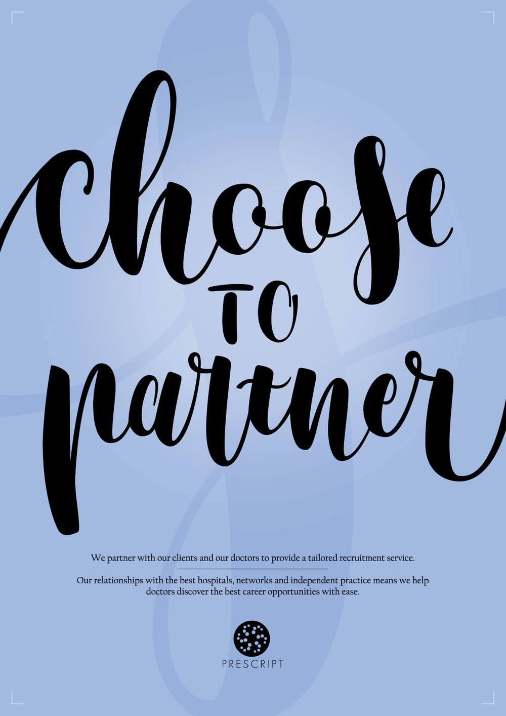 Choose To Partner