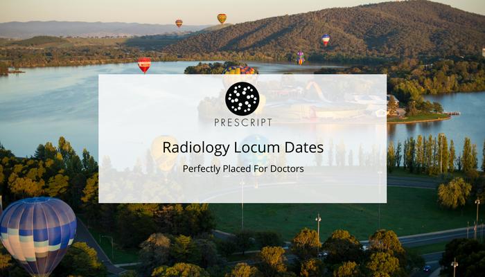 Radiology Locum Dates