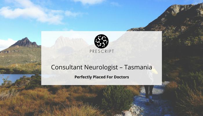 Consultant Neurologist Tasmania