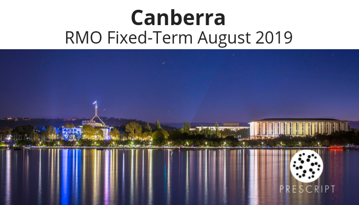 Canberra RMO