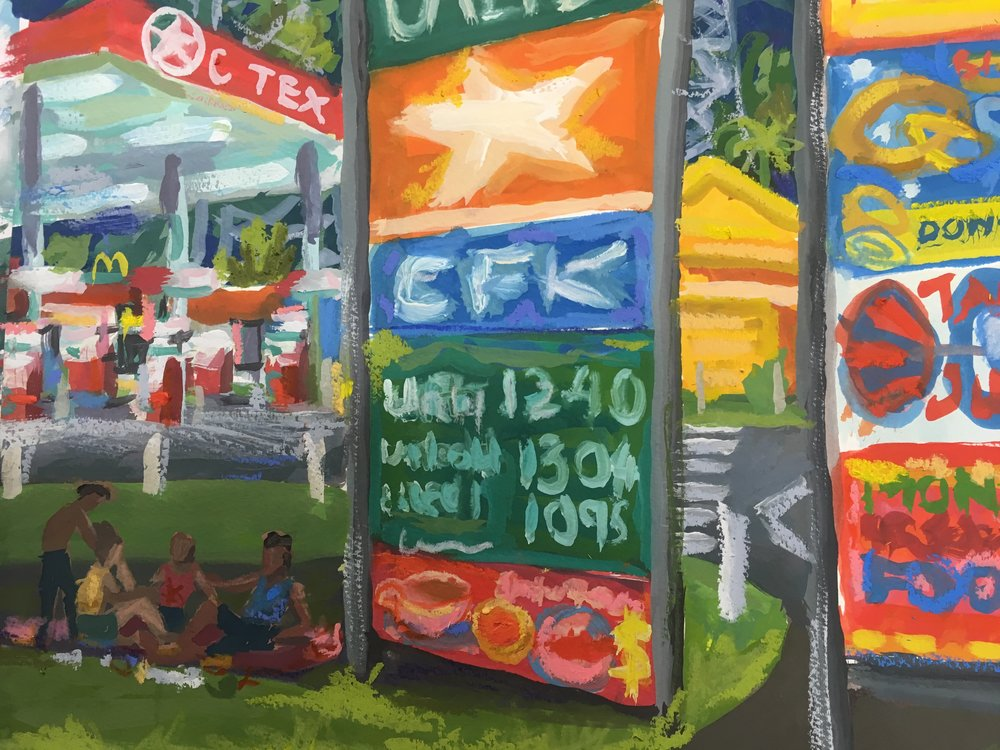 Peter Lankas_%22Sunday Luncheon%22 2016 gouache on paper.JPG