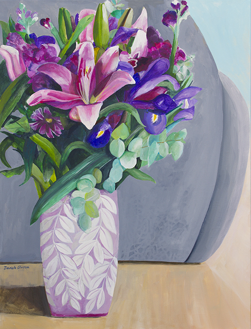 Wisteria Vase And Sofa-Daniela Glassop.jpg