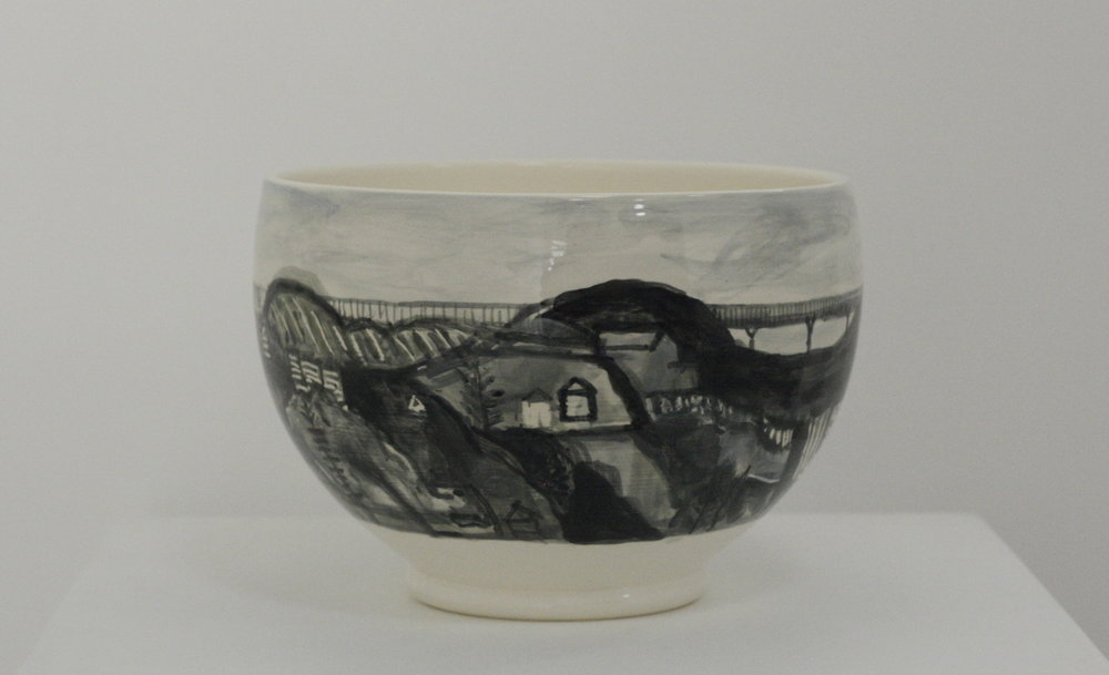 Paul Maher_ceramic bowl_Anzac Walk_view 2_2018.JPG