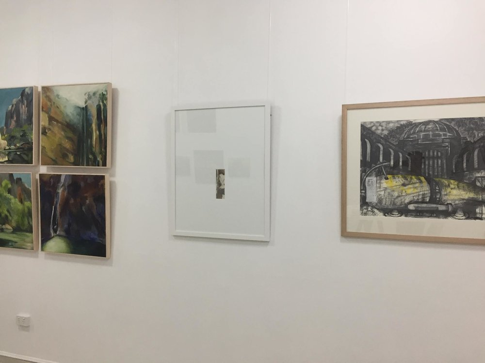 install view left wall