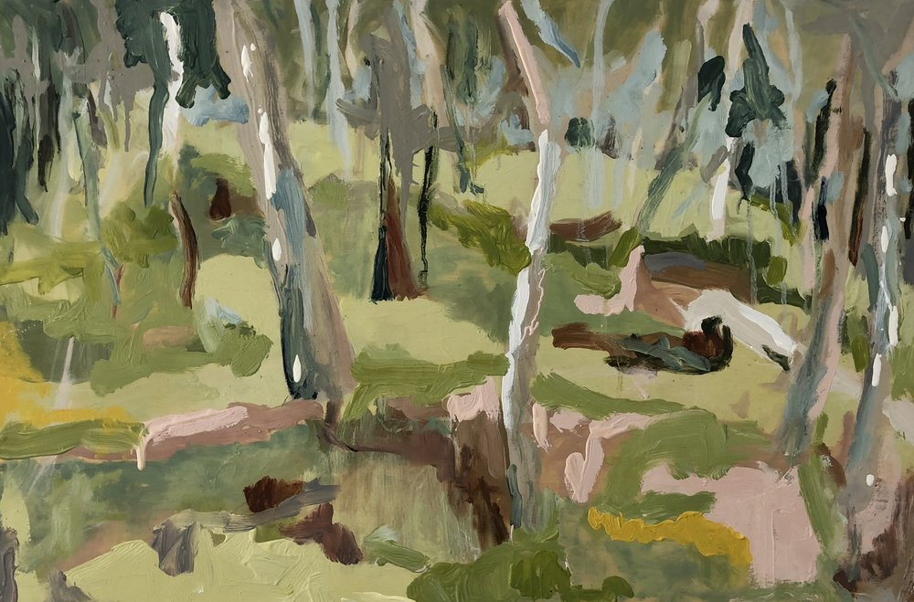 Michelle Teear_Girrba Meadow 2018_oil on plywood, egg emulsion_40 x 60cm.JPG