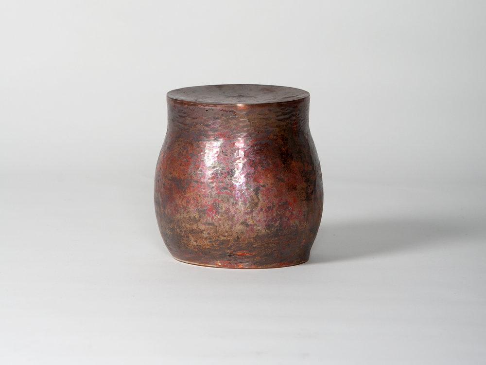 Elin Hedberg, Forandringer. Objekter i tre. Objekter i kobber.