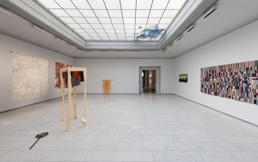 Installasjonsbilde fra utstillingen. Foto: Thomas Tveter.
