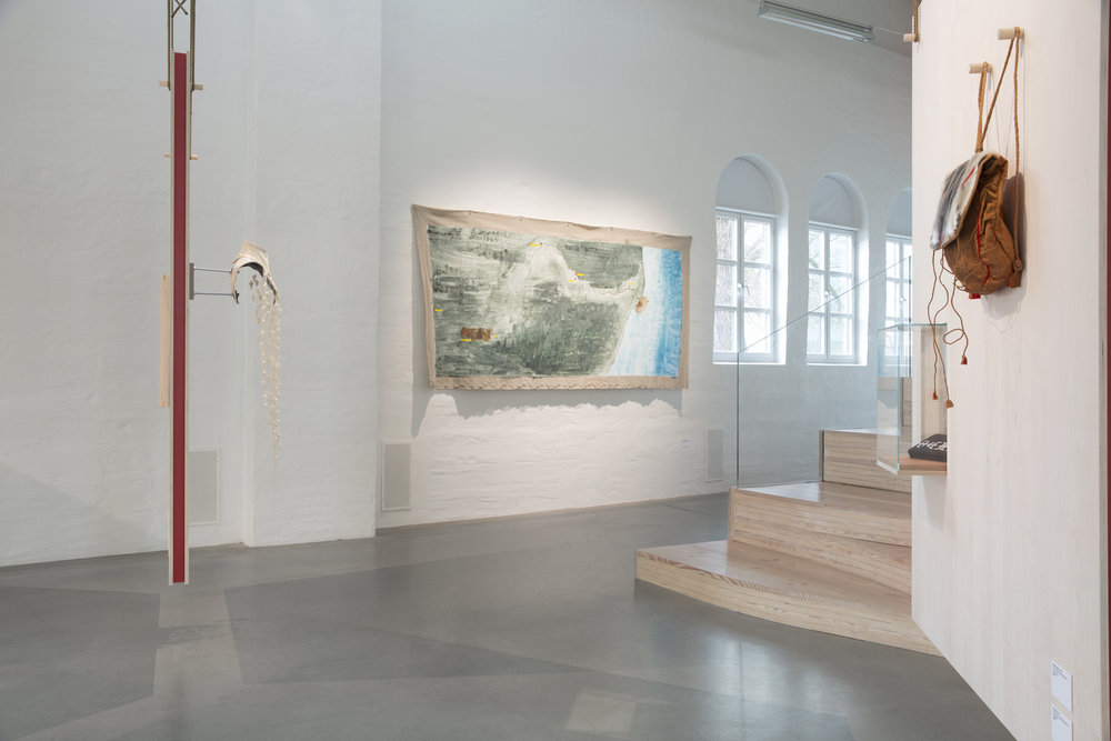 Let the river flow. The sovereign will and the making of a new worldliness. Installation view. Foto: OCA / Herman Dreyer