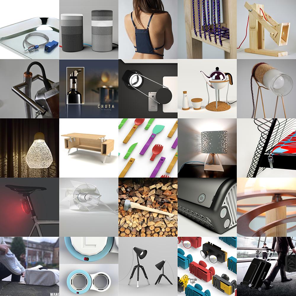 BA Product Design 2016