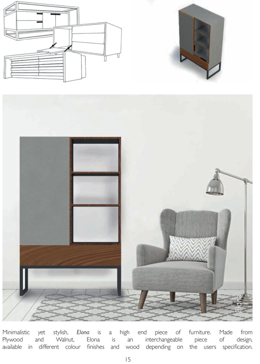 Furniture Product Design   Brochure   NTU Degree Show 2017 17 jpg. BA Furniture   Product Design Brochure 2017   NTU Design Industries